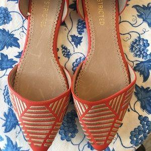 New flat shoe